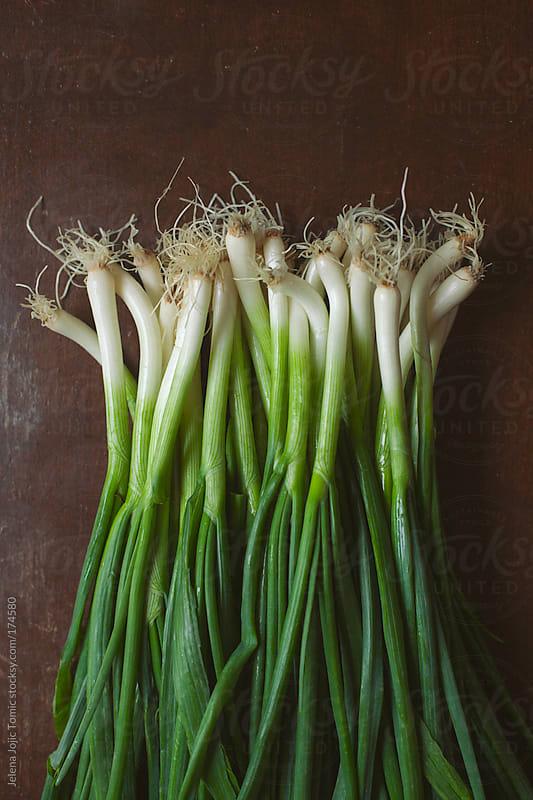 Spring onion by Jelena Jojic Tomic for Stocksy United