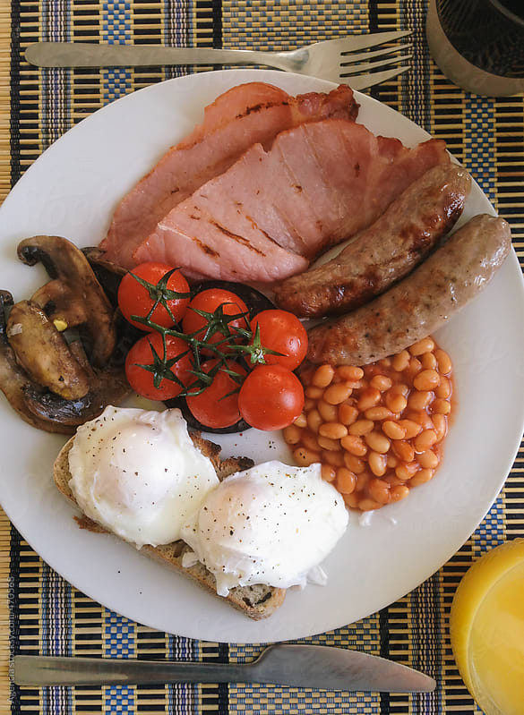 Full English by Agencia for Stocksy United