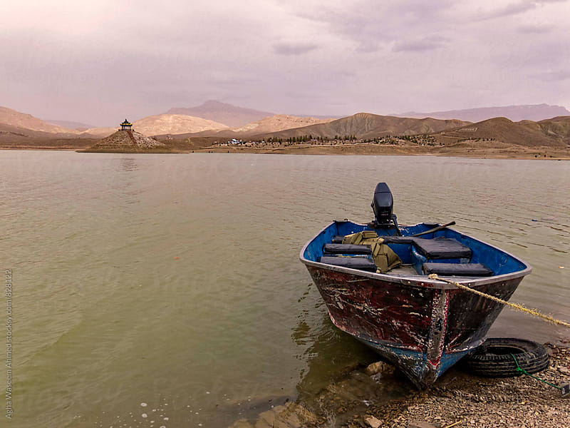 Hanna Lake, Quetta by Agha Waseem Ahmed for Stocksy United