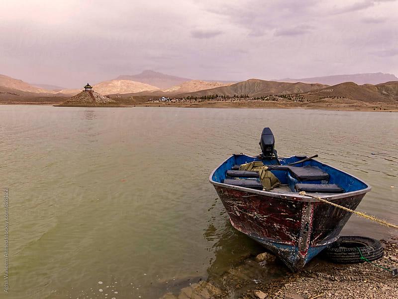 Hanna Lake, Quetta by Agha Waseem Ahmed for Stocksy United