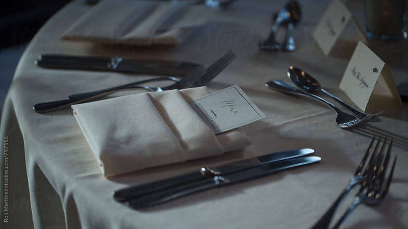DINNER TABLE by Rob Martinez for Stocksy United