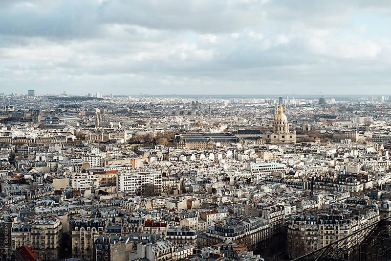 Paris by Sam Burton for Stocksy United