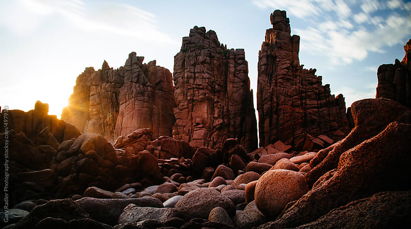 The Pinnacles, Phillip Island by Gary Radler Photography for Stocksy United