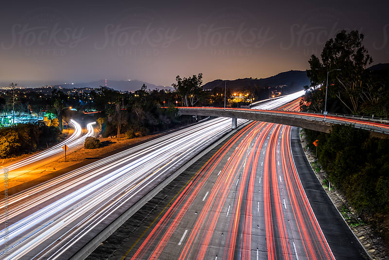 Chasing the night by Mark Esguerra for Stocksy United