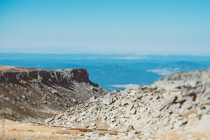 Details of a high iberian mountains  by Javier Pardina for Stocksy United