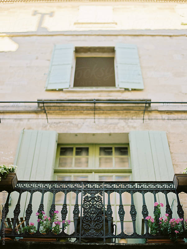 Windows in France by Kirstin Mckee for Stocksy United