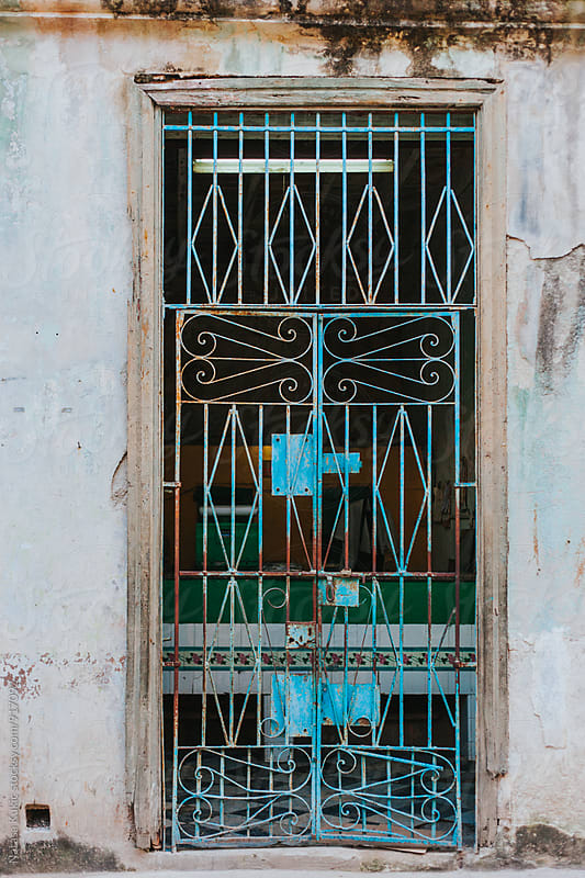 Details from the streets of Havana by Natasa Kukic for Stocksy United