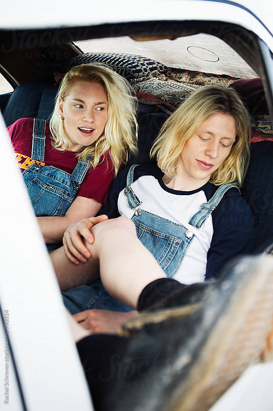 roadtrip  by Rachel Schraven for Stocksy United