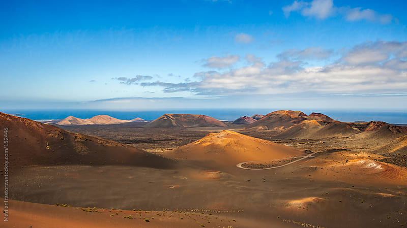 Timanfaya National Park by Marilar Irastorza for Stocksy United
