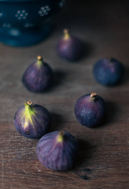 Fresh figs by Darren Muir for Stocksy United