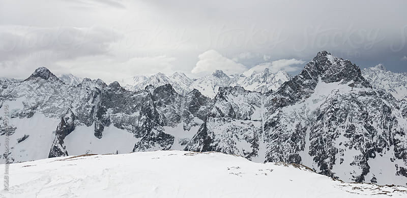 Majestic French Alps  by RG&B Images for Stocksy United