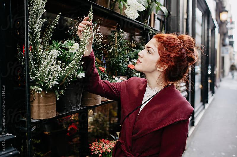 Flower Shop by Sara K Byrne Photography for Stocksy United
