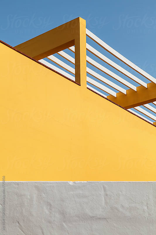 Traditional Canarian Architecture by VICTOR TORRES for Stocksy United