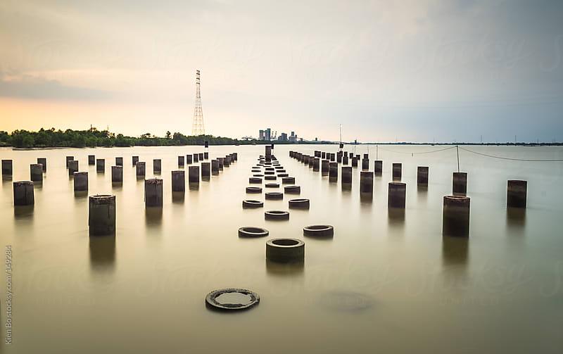 The piles by Kien Bo for Stocksy United