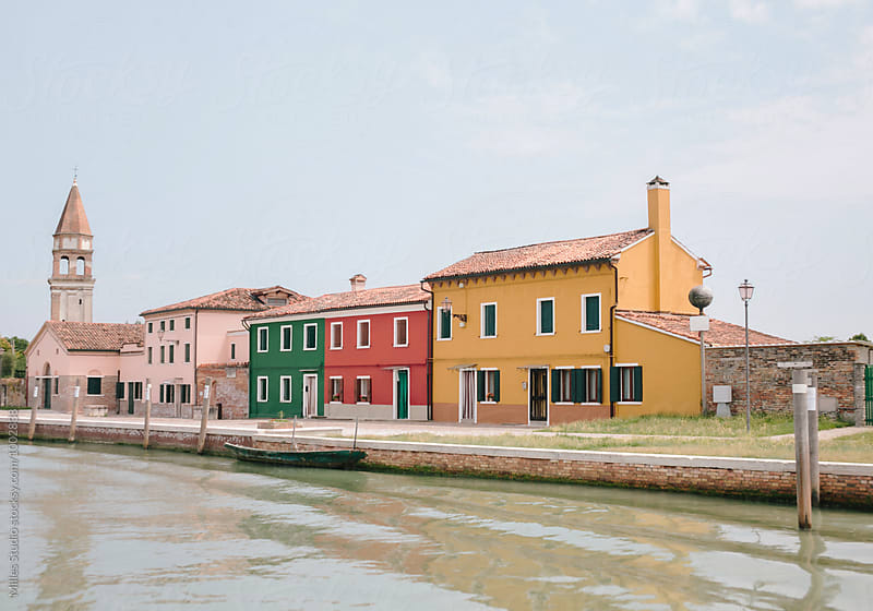 Burano by Milles Studio for Stocksy United