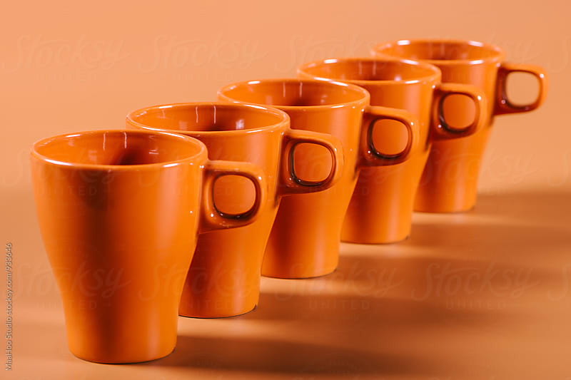 Drinking mugs by Maa Hoo for Stocksy United