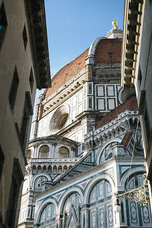 Duomo di Firenze by Milles Studio for Stocksy United