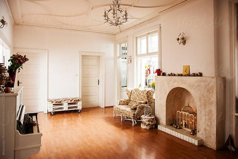 Vintage interior by Aleksandar Novoselski for Stocksy United