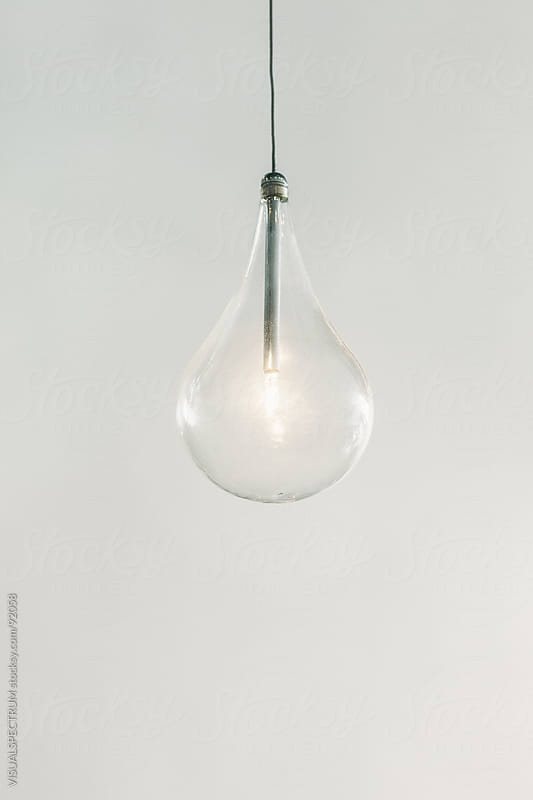 A Light Bulb by VISUALSPECTRUM for Stocksy United