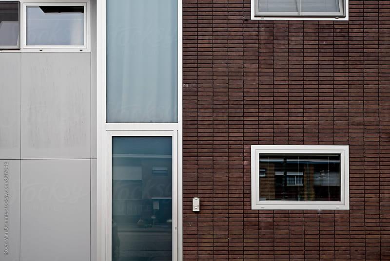 Flemish facade by Koen Van Damme for Stocksy United