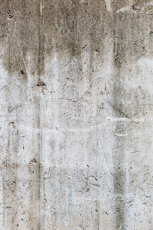 Grungy weathered concrete wall background texture by Amir Kaljikovic for Stocksy United