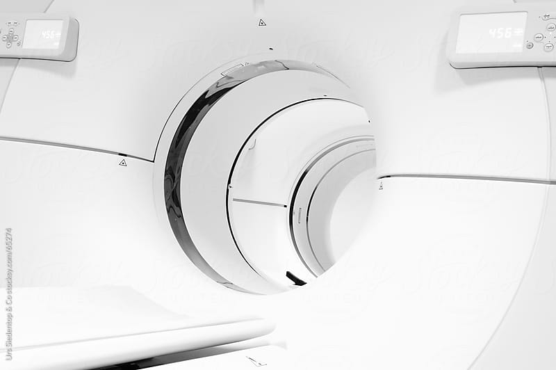 MRI by Urs Siedentop & Co for Stocksy United