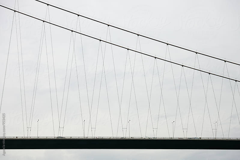 Istanbul Bridge by Agencia for Stocksy United