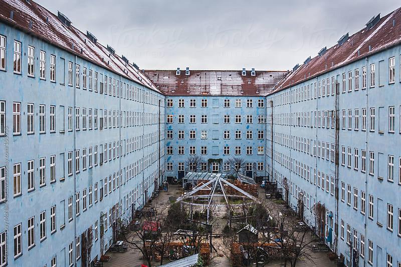 Danish Apartments by Maximilian Guy McNair MacEwan for Stocksy United