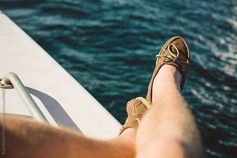 Boat Shoes by Ryan Dearth Photography for Stocksy United