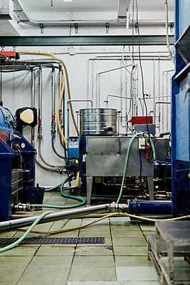 Abstract Details Of Olive Oil Production | Stocksy United