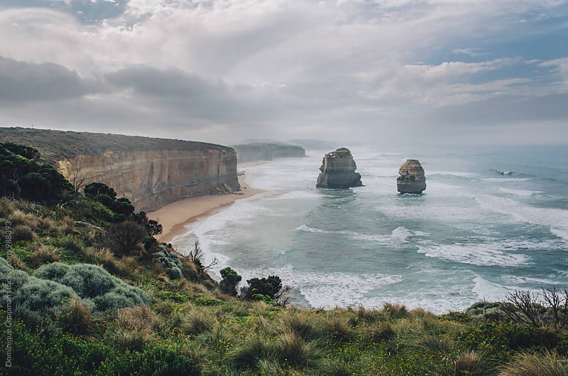 The Twelve Apostles by Dominique Chapman for Stocksy United