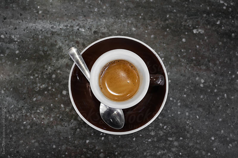 Cup of Espresso by Evan Dalen for Stocksy United