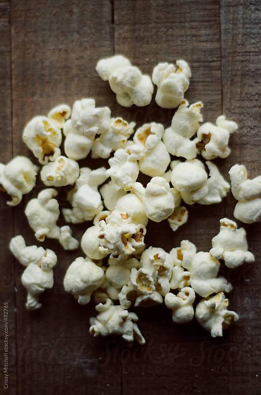 popcorn by Crissy Mitchell for Stocksy United