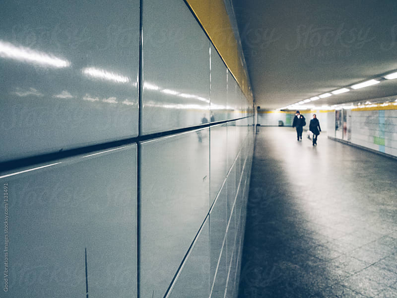 Berlin Underground by Good Vibrations Images for Stocksy United