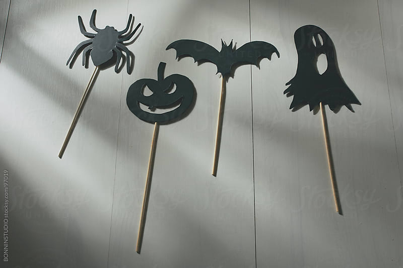 Halloween decoration, by BONNINSTUDIO for Stocksy United