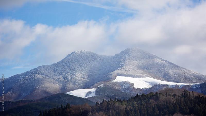 Fresh Snow - Mt.Nanashigure by Jason Hill for Stocksy United