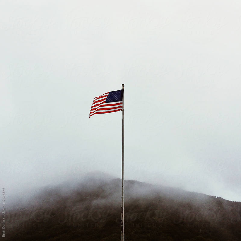 American Flag by Brett Donar for Stocksy United