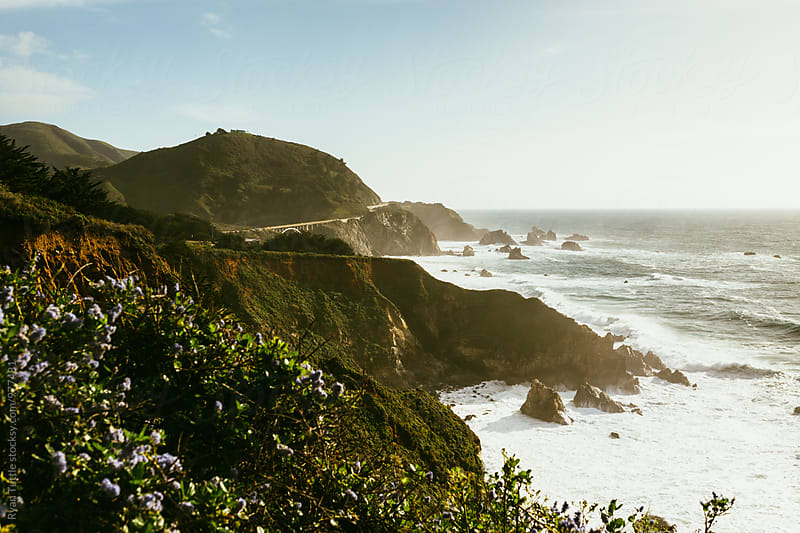 Big Sur by Ryan Tuttle for Stocksy United