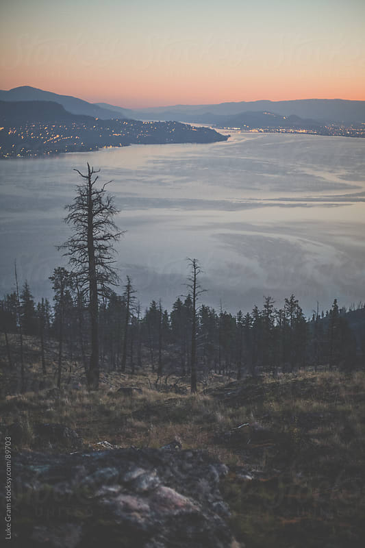 Okanagan Mountain Provincial Park by Luke Gram for Stocksy United