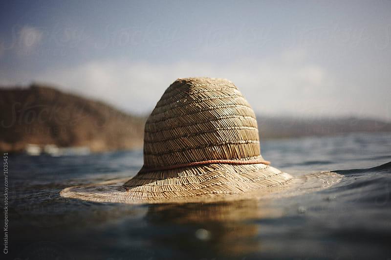 Malibu Hat by Christian Koepenick for Stocksy United