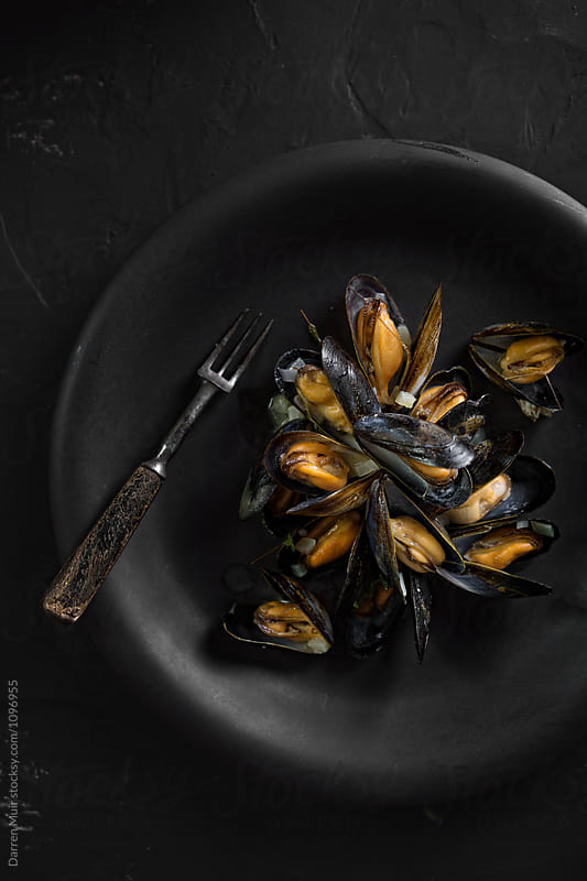 Moules. by Darren Muir for Stocksy United