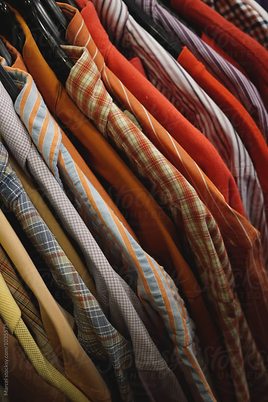 Vintage shirts for sale by Marcel for Stocksy United