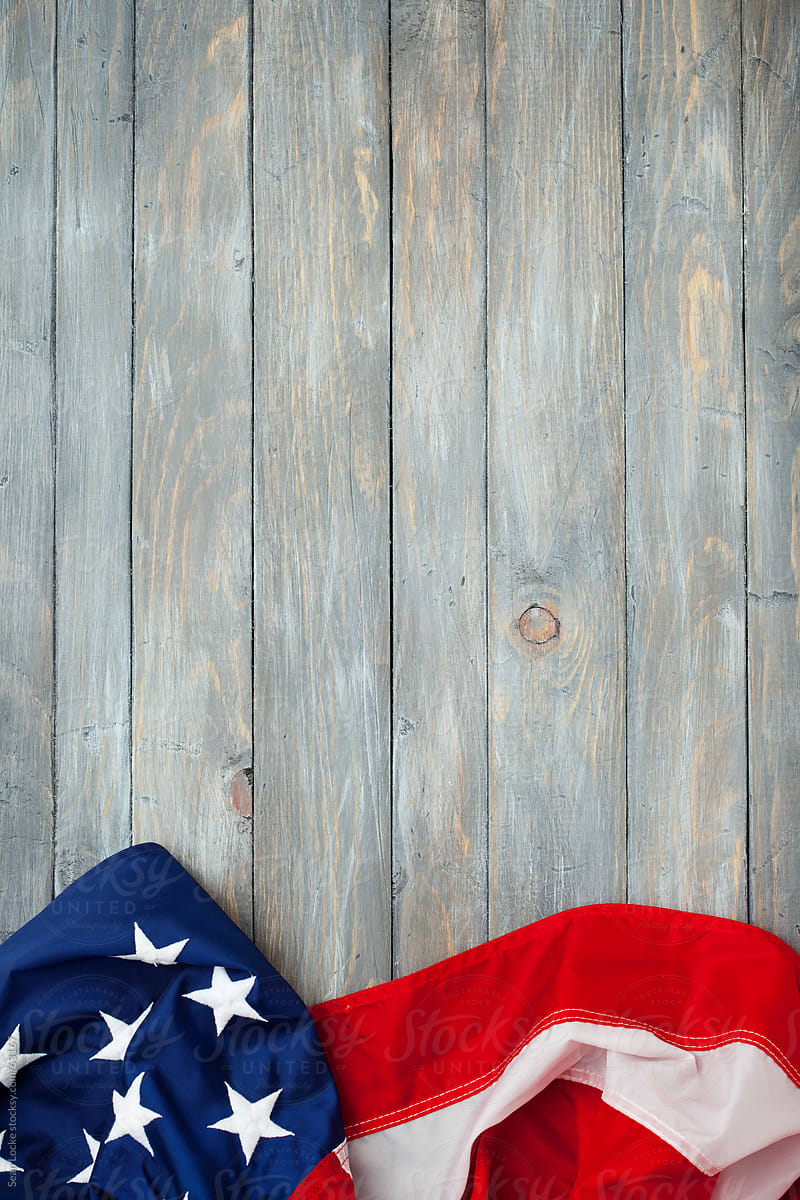 patriotic  fourth of july holiday background