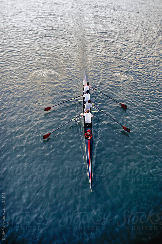 Mens Crew Team by Shelly Perry for Stocksy United