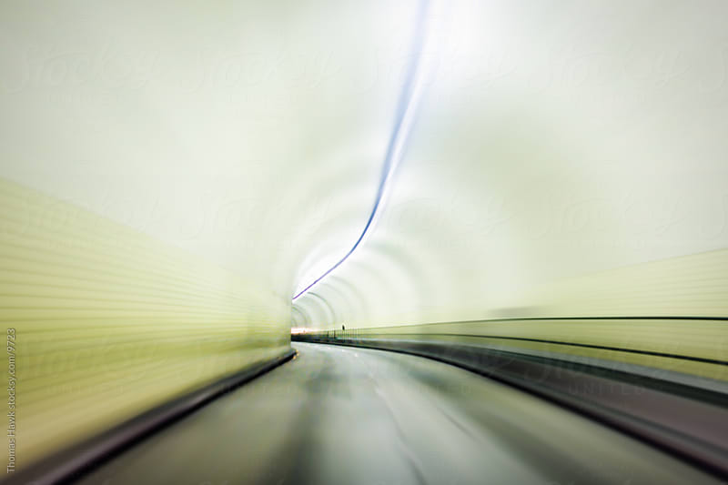 Tunnel by Thomas Hawk for Stocksy United