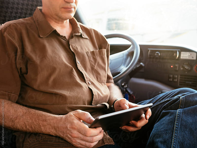 Traveler checking information