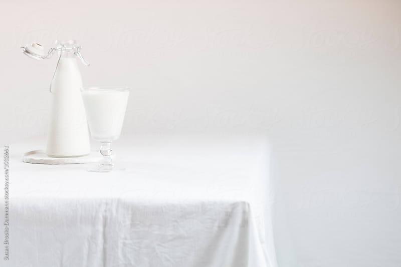 Milk by Susan Brooks-Dammann for Stocksy United