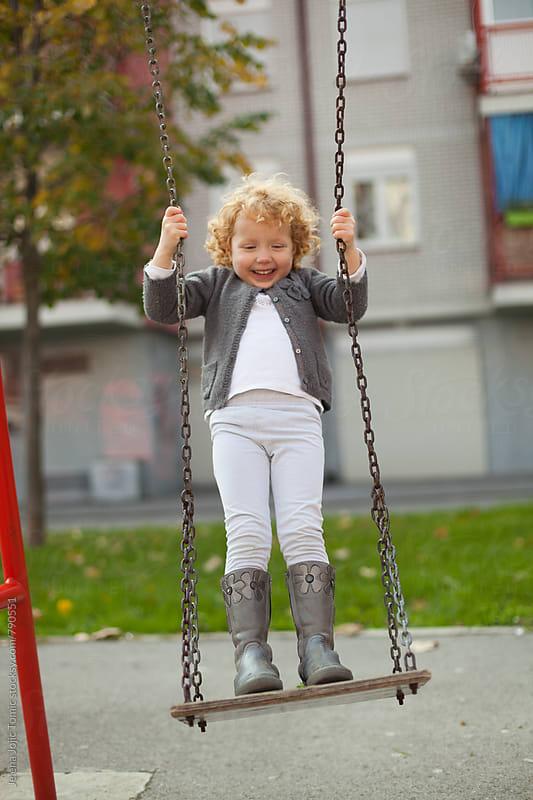 Childhood days by Jelena Jojic Tomic for Stocksy United