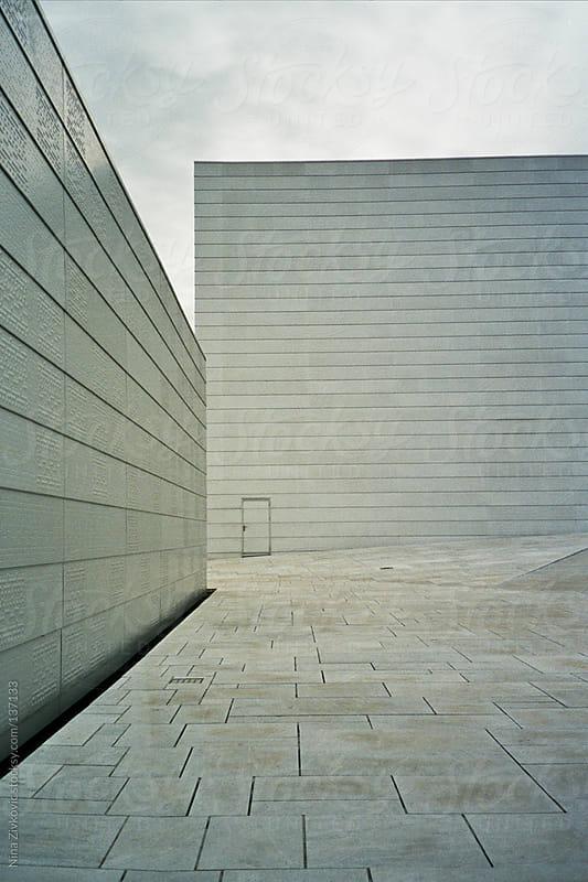 White building.  by Nina Zivkovic for Stocksy United