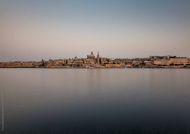 Valletta, Malta by Tom Uhlenberg for Stocksy United